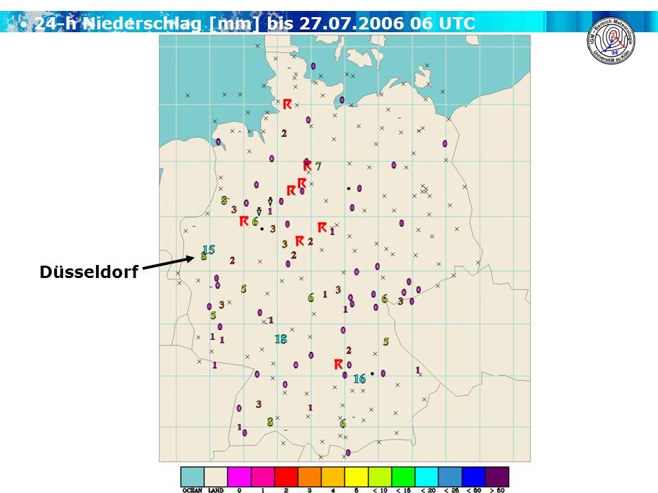 24-h Niederschlag [mm] bis 27.07.2006 06 UTC